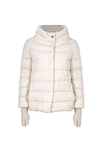 Herno Luxury Fashion Donna PI075DR124091200 Bianco Poliestere Piumino   Stagione Permanente