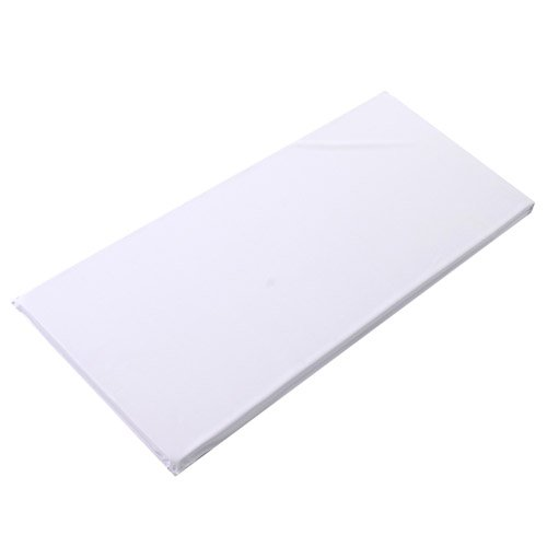 """Constructive Playthings Replaceable Changing Table Pad, White, 16"""" x 34"""""""