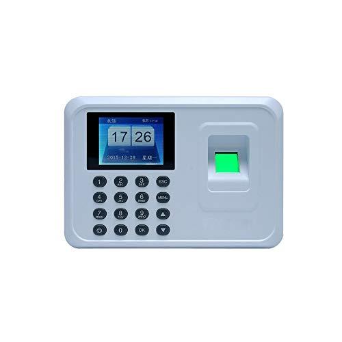 SHAOXI Zeiterfassungssystem mit Fingerprint Zeiterfassung von Zeit-Taktgeber Verwaltungssoftware