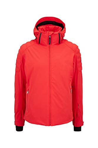 Bogner Fred-T - Giacca, Uomo, Rot, 52