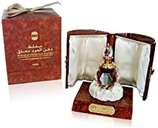 Mukhallat Dehan Al Oudh Moattaq - Arabian pure Perfume Oil 18 ml - USA Seller