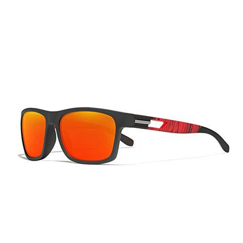 RHNTGD Gafas de Sol Hombre Lente Polarizada de Hombre Moda Gafas de Sol Mujeres Uv400 🔥