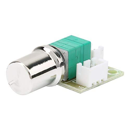 Tablero de potenciómetro, control de volumen de interruptor de potenciómetro doble de 50K para uso profesional para reemplazar piezas antiguas