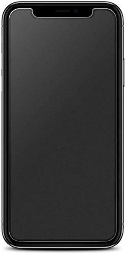 Zarala Anti-Fingerprint Matte Finish Nano Technology German Schott Tempered Glass Screen Protector Guard for Apple iPhone 12 pro - Matte Transparent