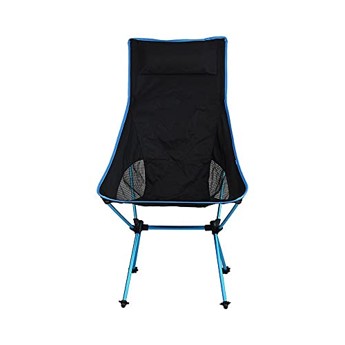 Silla de camping al aire libre Oxford tela plegable portátil silla de camping asiento para la pesca festival picnic barbacoa silla al aire libre