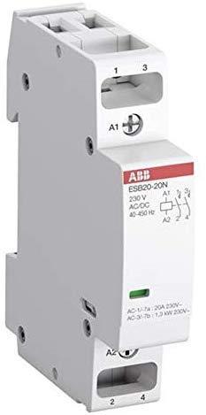 ABB SACE S.P.A. ESB2020N01 ESB20-20N-01 24V C.C./C.A.