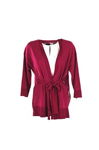 Cardigan Donna Twin-Set XL Fuxia 191tp3064 Primavera Estate 2019