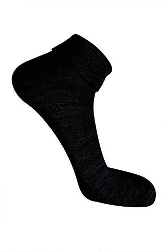 Misti Baby Alpaca Anklets  Women's exclusive Socks   Turn-Cuff Anklets   Lightweight socks