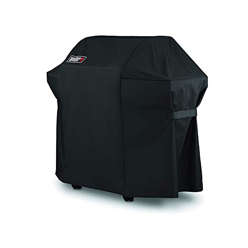 Grill Cover 7106 for Weber Spirit 200 and 300 Series Gas Grills (52 x 26 x 43 inches) Covers Grill