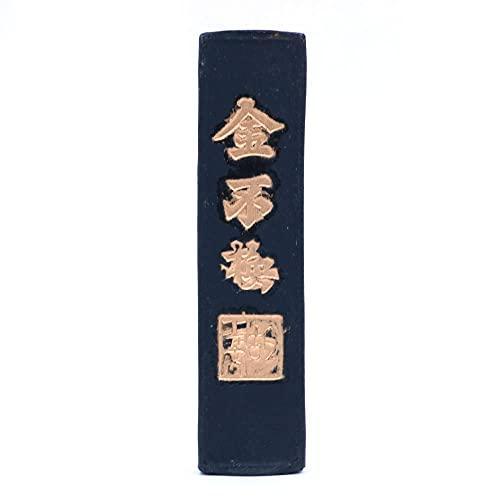 ANCLLO Inktblok Handgemaakte Olie Rookinkt Stick voor Chinese Japanse Kalligrafie en Tekening Hssy