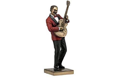 12,75pulgadas reproductor de guitarra frío fundido figura...