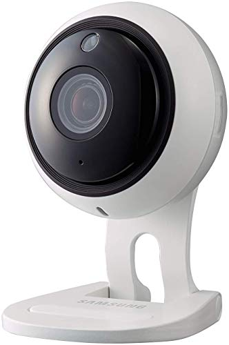 Samsung Wisenet SNH-V6431BN SmartCam 1080p Full HD Wi-Fi Indoor IP Camera (Renewed)
