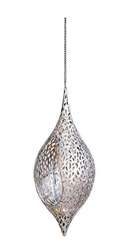 Casablanca Leuchter Purley Met,z.Häng.ant-silL.43cm