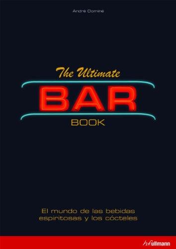 El libro del bar y los cocteles