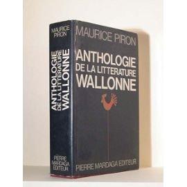 Anthologie de la littérature wallonne