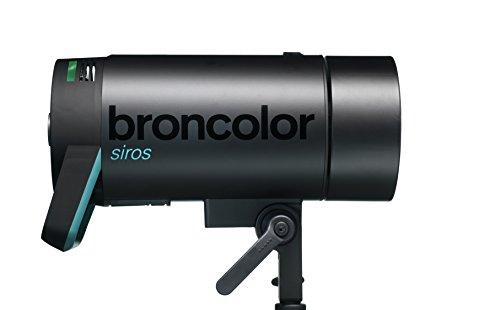 BRONCOLOR–Siros 400S WiFi/RFS 2.1Flash Compact von 400Joules