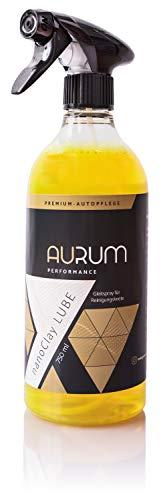Aurum-Performance® nanoClay Lube - Gleitmittel zur sanften Anwendung der Reinigungsknete (750ml Gleitspray)