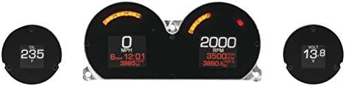 Dakota Digital 2014 Replacement Harley Touring Gauges MLX 8414 product image