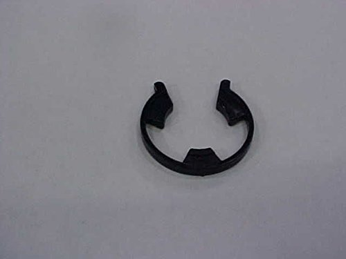 Kenmore 7116713 Water Softener Clip Genuine Original Equipment Manufacturer (OEM) Part Black