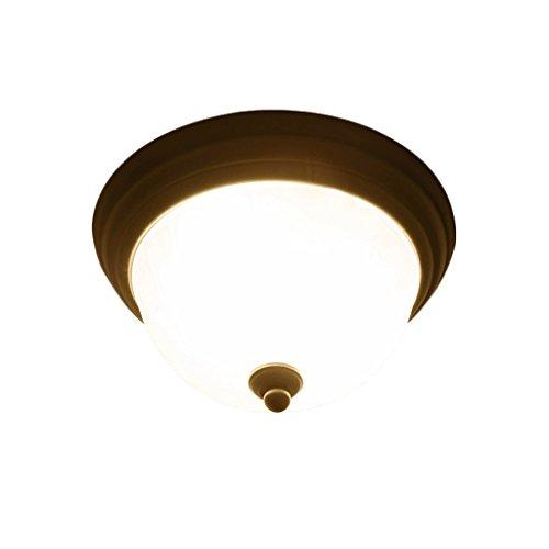 TXC- Amerikaanse landelijke plafondlamp LED slaapkamer licht Aisle gang lichten trapopgang entree lichten Balkon lichten Verlichting (Size : A)