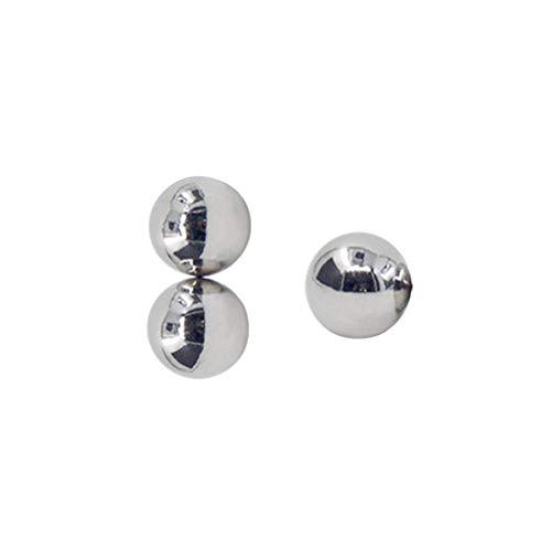 HEALLILY 3 Piezas de Bolas Magnéticas para Pezones Imanes de Esfera para Pezones Juguete Sm Estimulador Vaginal Juguete Clímax para Mujeres Señoras