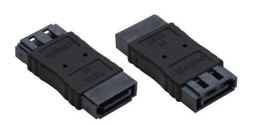 InLine 27700A SATA Adapter Buchse / Buchse, zum Verlängern