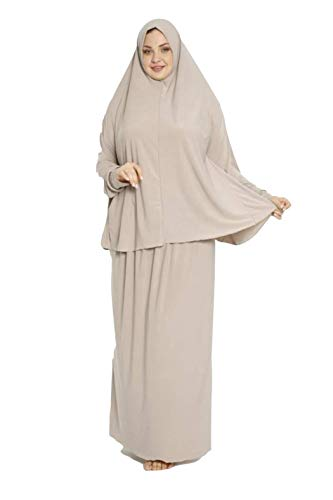 Prayer Dress Sleeved Islamic Women