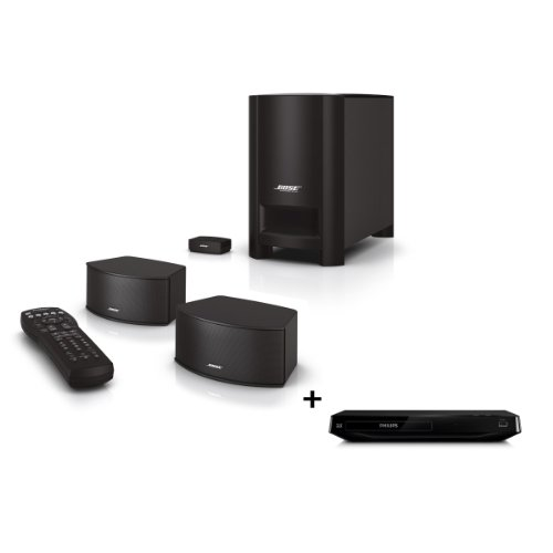 Bose ® CineMate GS Digital Home Cinema Lautsprecher System schwarz