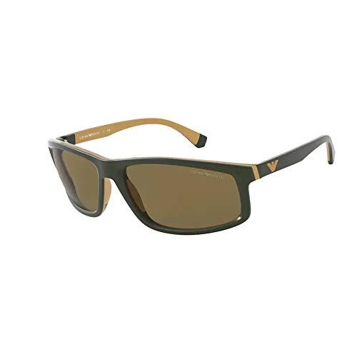 Emporio Armani Hombre gafas de sol EA4144, 582973, 62
