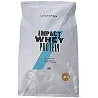 MyProtein Impact Whey Protein, 1000 g, sabor Latte