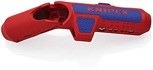 KNIPEX ErgoStrip Universal-Abmantelungswerkzeug (135 mm) 16 95 02 SB