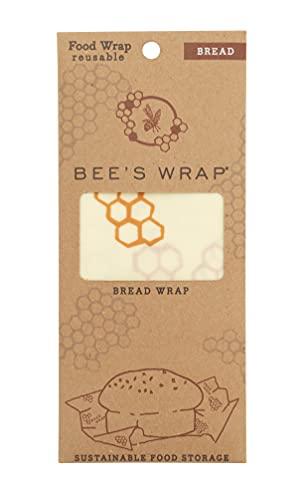 Bee's Wrap Single Wrap, Bienenwachs, beige, Bread