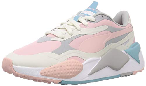 PUMA RS-G Wmns, Scarpe da Golf Donna, Vaporous Gray Peachskin High Rise, 37 EU