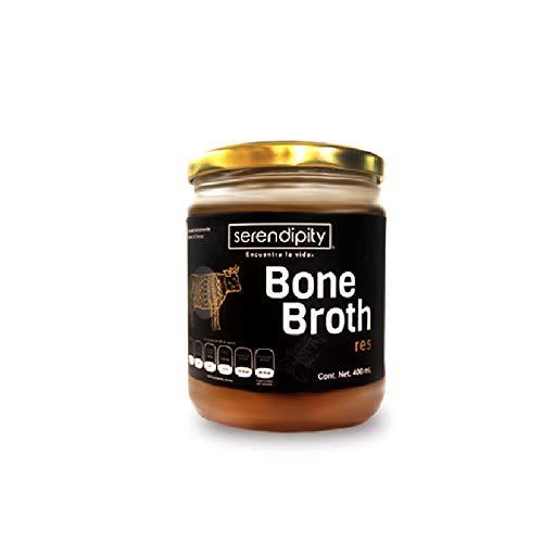 Caldo de huesos (BONE BROTH) RES