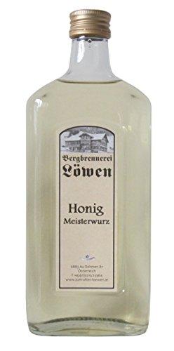 Löwen: Honig-Meisterwurz / 40% Vol. / 0,5 Liter -Flasche