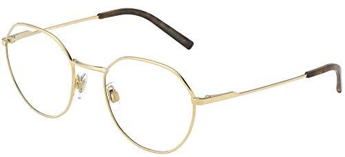 Dolce & Gabbana occhiali da vista 1324 02 50/21/140 gold metallo