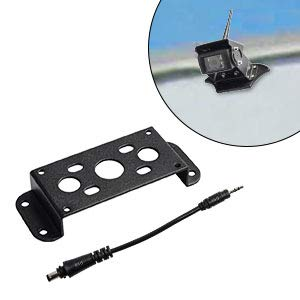 Haloview Backup Camera Bracket Adapter Compatible with Furrion Pre-Wired RVs