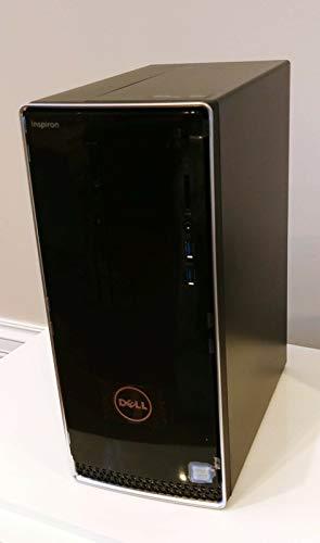 Latest_Dell Inspiron 3670 High Performance Desktop, 8th Generation Intel Core i3-8100 Processor, 8GB DDR4 RAM, 1TB Hard Drive, Intel UHD Graphics 630, Wireless+Bluetooth, Webcam, HDMI, Window 10