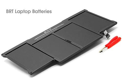 BRTONG Batteria per Portatile per MacBook Air 13 Pollici A1377 A1466 A1405, Adatta Anche A1369 A1496-12 Mesi di Garanzia [Li-Polymer 7.6V 55Wh]