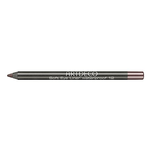 Artdeco Soft Eye Liner waterproof cura 12 marrone scuro caldo-.