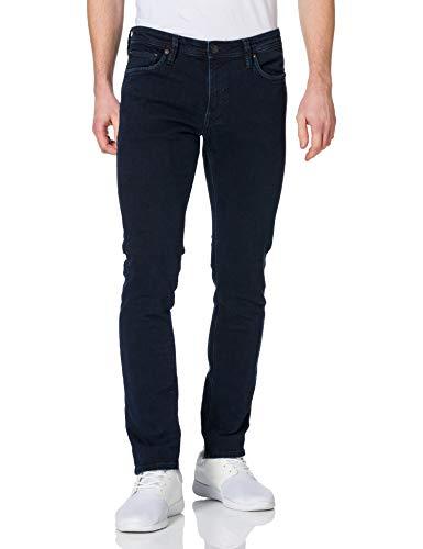 JACK & JONES Herren JJIGLENN JJFELIX AM 166 LID NOOS Jeans, Blue Denim, 30/34