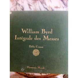 William Byrd - Intégrale des messes