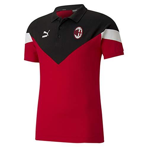 Polo da Uomo AC Milan Iconic MCS M