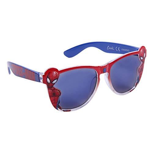 CERDÁ LIFE'S LITTLE MOMENTS Niños Gafas de Sol 3D de Spiderman Licencia Oficial Marvel, Rojo, Talla única-Especialmente diseñadas para una adaptación Perfecta