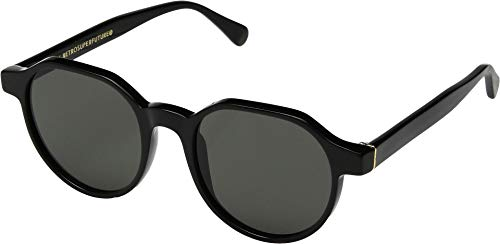 SUPER by Retrosuperfuture Sunglasses Noto Black DT8 Regualr R 51 20 143 NEW
