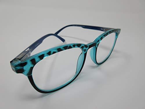 Fitsch Online UG Moderne leesbril 2,0 Design3 voor dames en heren met flexibele beugel kant-en-klare bril