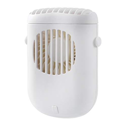 puseky Mini ventilador portátil USB ligero y portátil 3 velocidades ajustable ventilador de mano para mujeres niñas al aire libre e interior