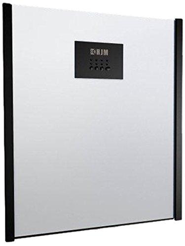 """HJM Calefactor """"Split"""" con mando a distancia 2000W 637B blanco"""