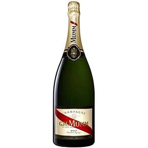 Champagner roh Mumm Cordon Rouge 1.5 L