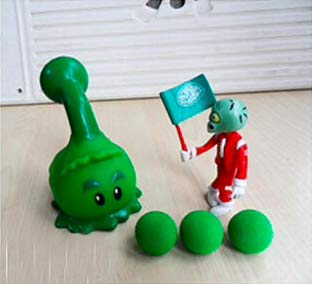 Children store Figuras de Plantas Vs Zombies (4)